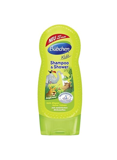 Bübchen Bübchen Çocuk Şampuanı ve Duş Jeli Renkli